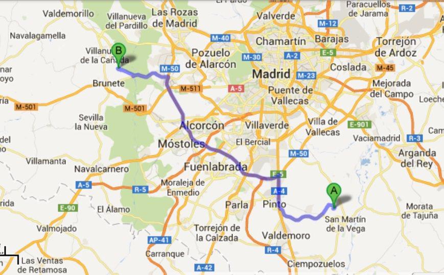 Mapa Hoteles Madrid  My blog