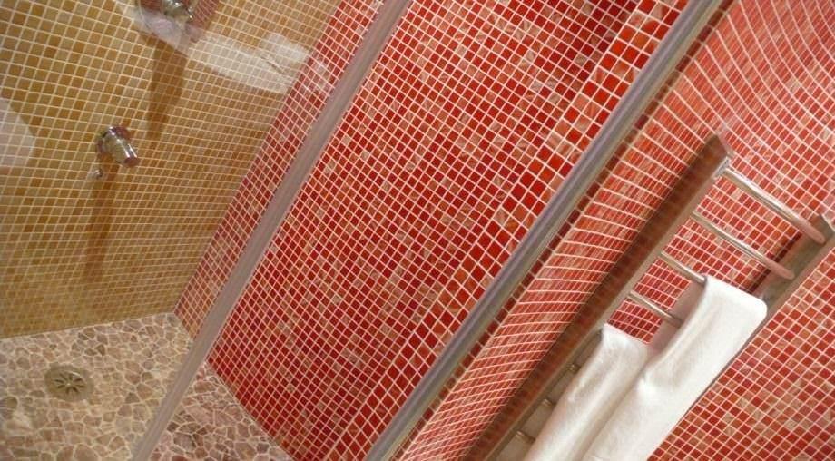 ducha hidromasaje habitación doble hotel Madrid