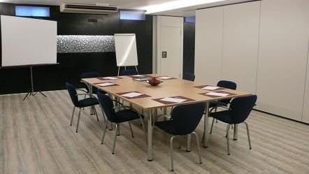 salas reuniones hotel Madrid