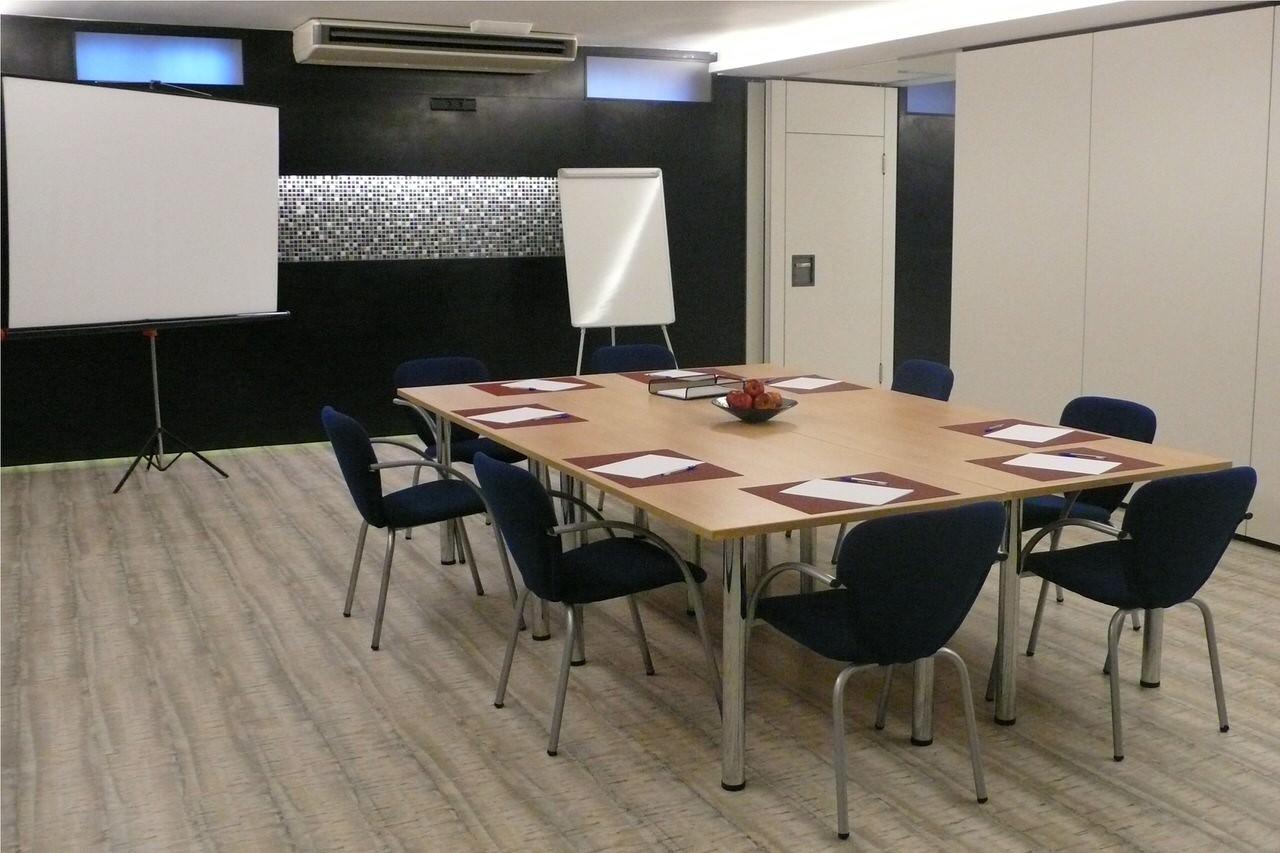 sala de reuniones Hotel Madrid