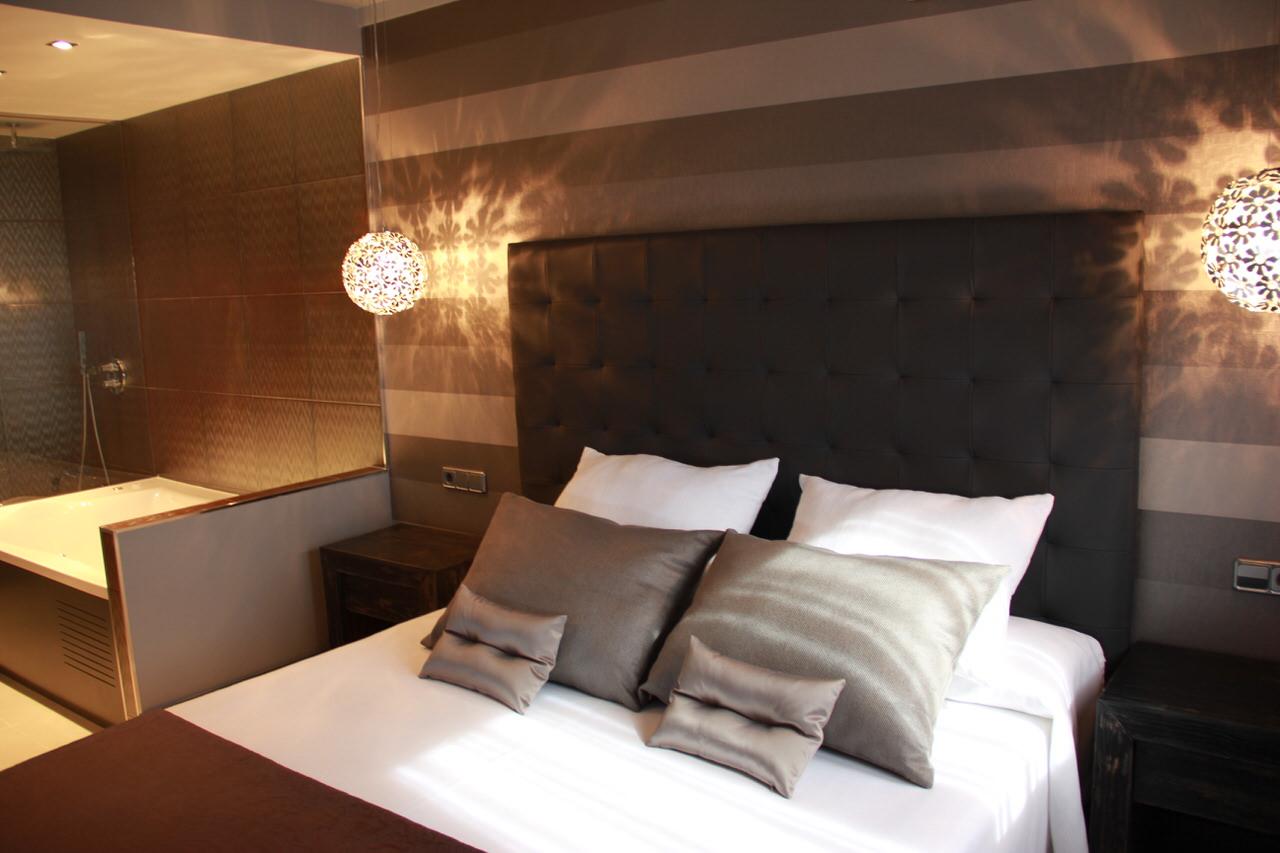 jacuzzi suite Hotel Madrid
