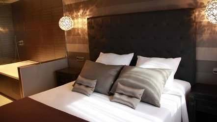 jacuzzi suite hotel Madrid